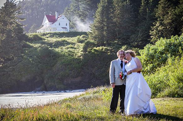 Wedding Invitations Portland Oregon: Heceta Head Lighthouse